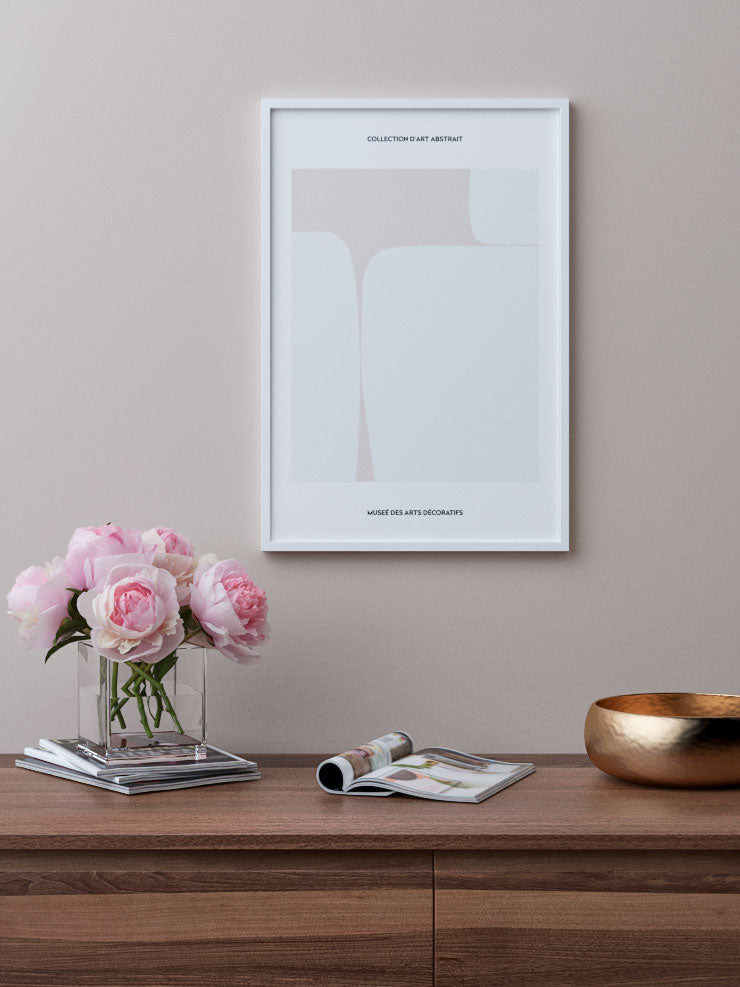 COLLECTION D'ART 4 - FINE ART POSTER