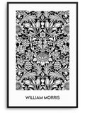 WILLIAM MORRIS - FINE ART POSTER