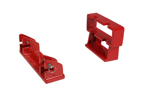 Horizontal or Vertical wall mounted TNT Extrication Mounting bracket