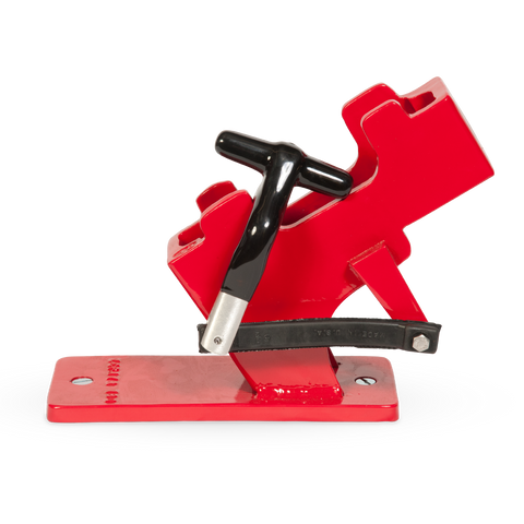 60 degree angled TNT BFC-320 Cutter Mounting Bracket