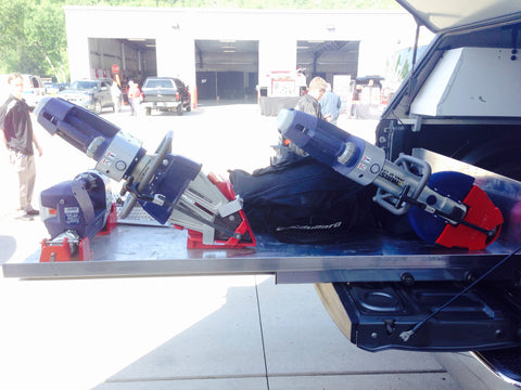 Hurst Extrication Tools