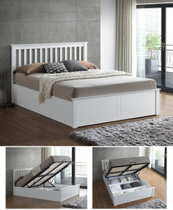 Flora Ottoman King Bed<br>£11 Per Week For 52 Weeks