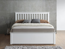 Load image into Gallery viewer, Flora Ottoman King Bed<br>£11 Per Week For 52 Weeks