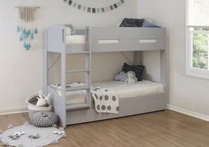 Gemini Bunk Bed with Trundle<br>£15 Per Week For 52 Weeks