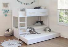 Load image into Gallery viewer, Gemini Bunk Bed with Trundle<br>£15 Per Week For 52 Weeks