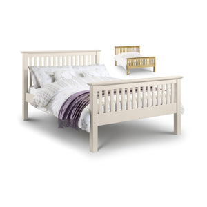 Miami High Footend King Size Bed<br>£10 Per Week For 52 Weeks