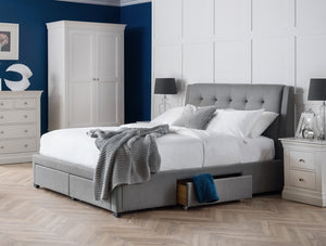 Regal 4 Drawer Double Bed<br>£15 Per Week For 50 Weeks