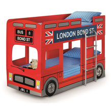 Load image into Gallery viewer, London Bus Bunk Bed<br>£15 Per Week For 46 Weeks