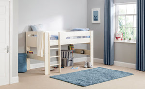 Echo Mid Sleeper Bed Plus FREE Tent<br>£10 Per Week For 52 Weeks