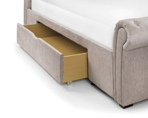 Shakespeare King Size Fabric Bed<br>£15 Per Week For 52 Weeks