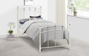 Anna Crystal Single Bed<br>£10 Per Week For 32 Weeks