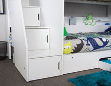 Load image into Gallery viewer, Mayfair Staircase Bunk Bed<br>£16 Per Week For 52 Weeks