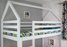 Load image into Gallery viewer, Play House Bunk Bed<br>£13.50 Per Week For 52 Weeks