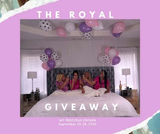The Royal Giveaway