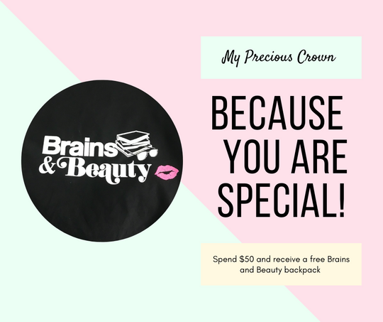 Because You Are Special!