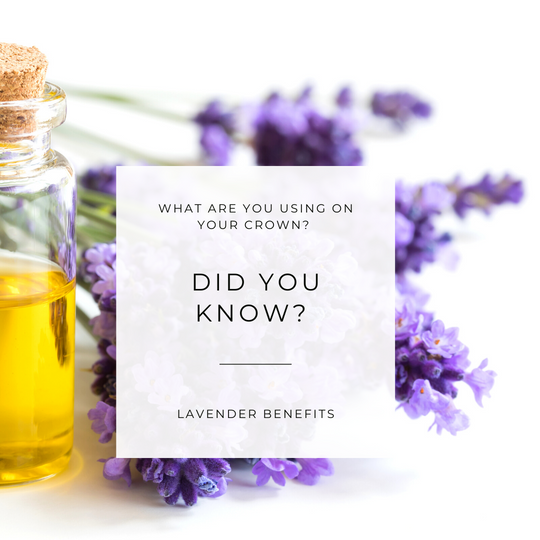 Lavender Hair Care Benefits