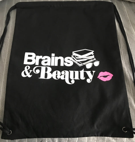 BRAINS & BEAUTY BACKPACK