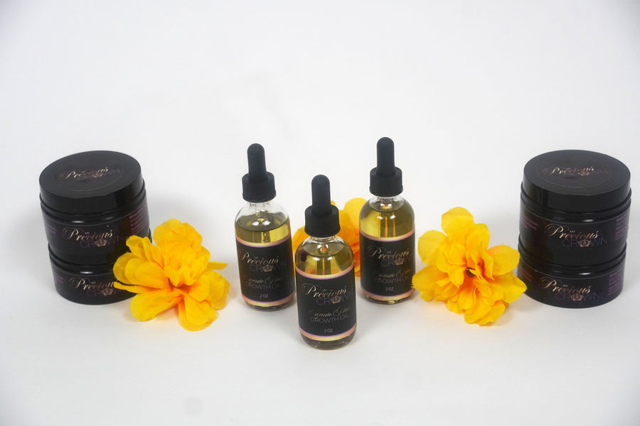 My Precious Crown hair growth oil
