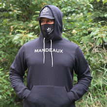 Load image into Gallery viewer, Mandeaux QR Code Hoodie - Mandeaux