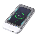 Personal/Portable UV Phone Sterilizer & Wireless Charger