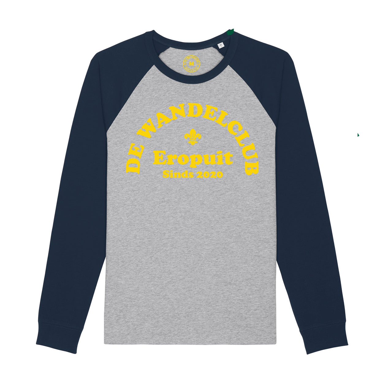 Shirt de Wandelclub - Long sleeve