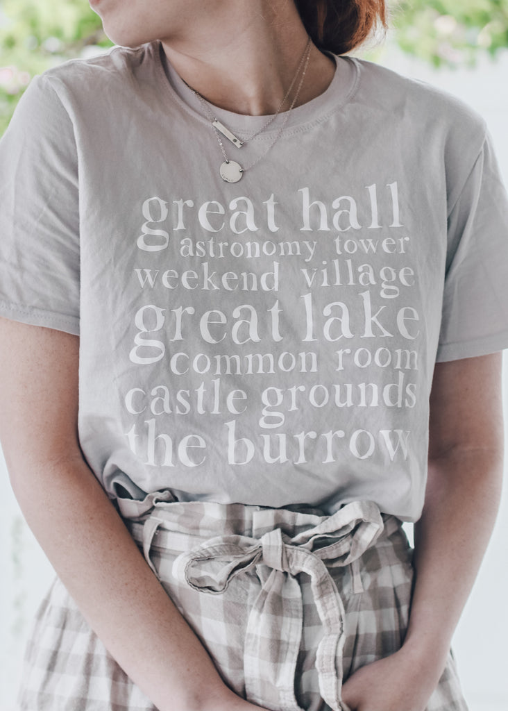 Magical Places Tee