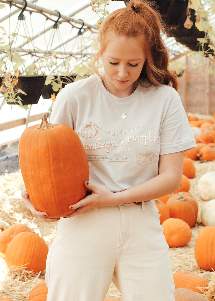 Groundkeeper's Pumpkins Tee