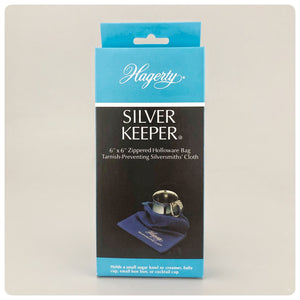 "Hagerty Silver Keeper 6"" x 6"" - The Silver Vault of Charleston"