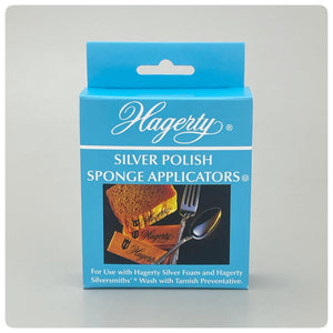 Hagerty Silver Polish Sponge Applicators - The Silver Vault of Charleston