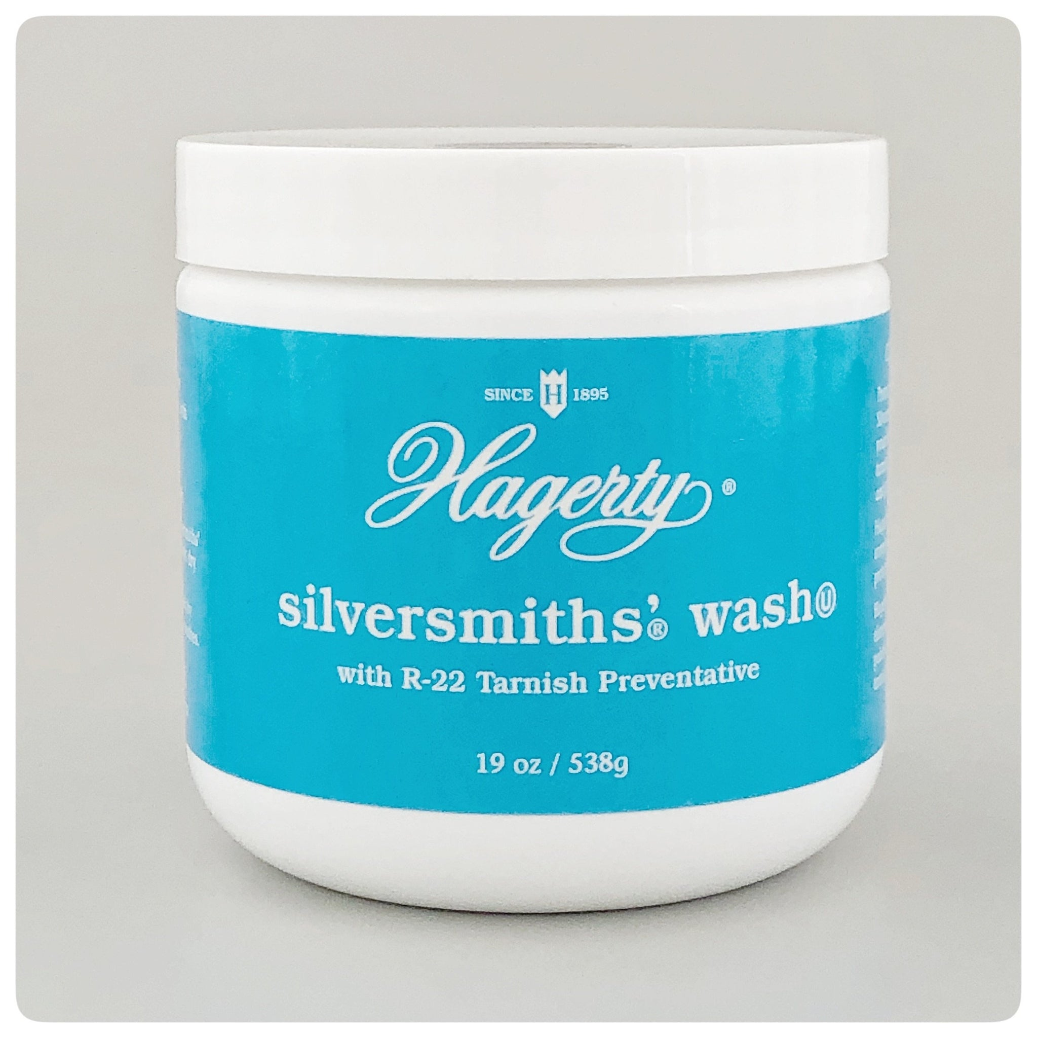 Hagerty Silversmiths' Wash - The Silver Vault of Charleston