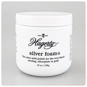 Hagerty Silver Foam - The Silver Vault of Charleston