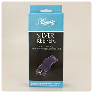 "Hagerty Silver Keeper 4"" x 12"" - The Silver Vault of Charleston"