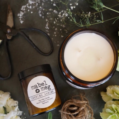Cutting Garden Soy Candle