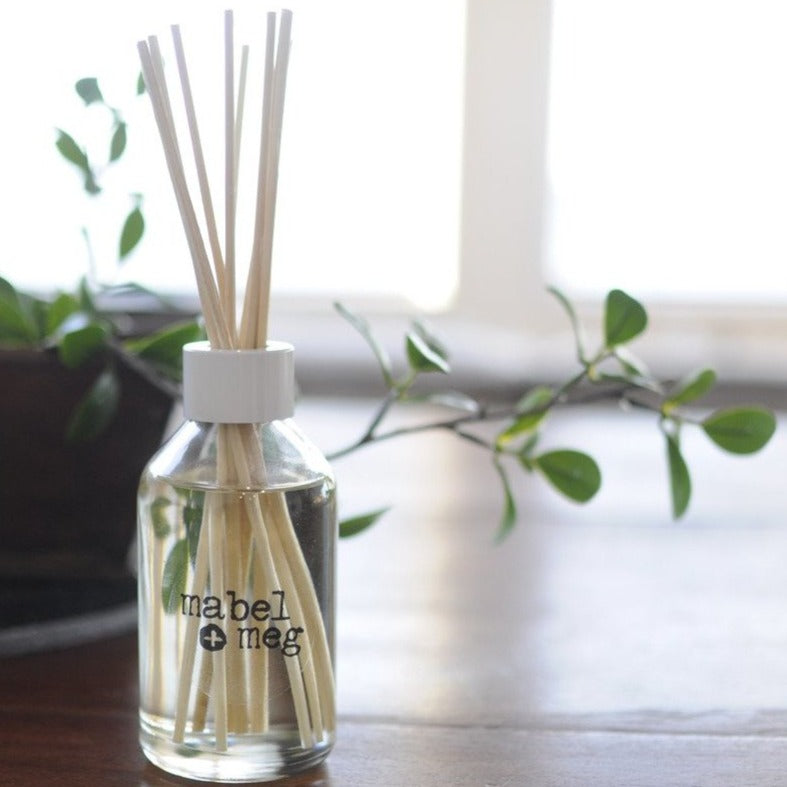 Mabel and meg Reed diffusers Egyptian fig