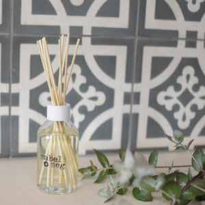 Green Tea and Lemongrass Reed Diffuser