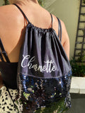Personalised Sequin Backpack