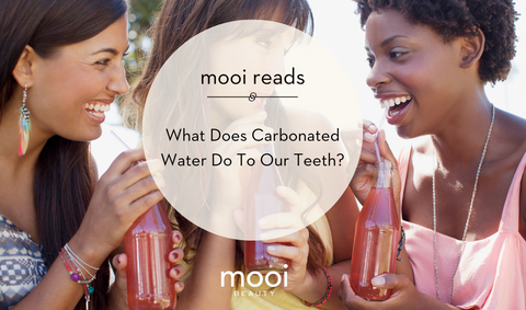 What Does Carbonated Water Do To Our Teeth?