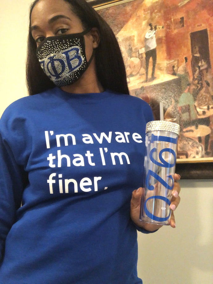 Finer Tumbler and Tee