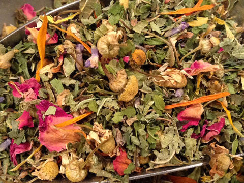Island Tranquility Herbal Tisane