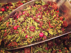 Winter Berry Herbal Tisane