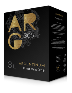 ARG 365 Pinot Gris 3L Bag in Box