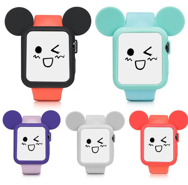 Mickey Mouse Disney Apple Watch Face Cover
