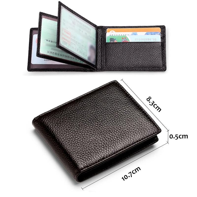 Elijah - Men's Wallets