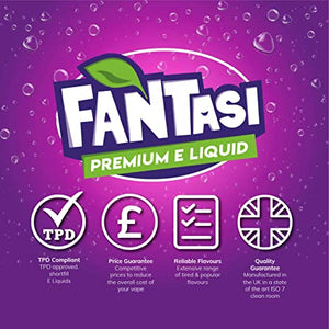 Fantasi 50ml (Includes Nic Shot)