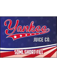 Yankee 50ml (Includes Nic Shot)