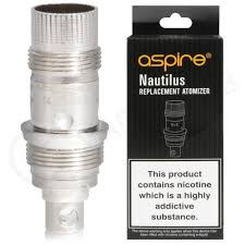 Aspire Nautilus coil - Pack of 5