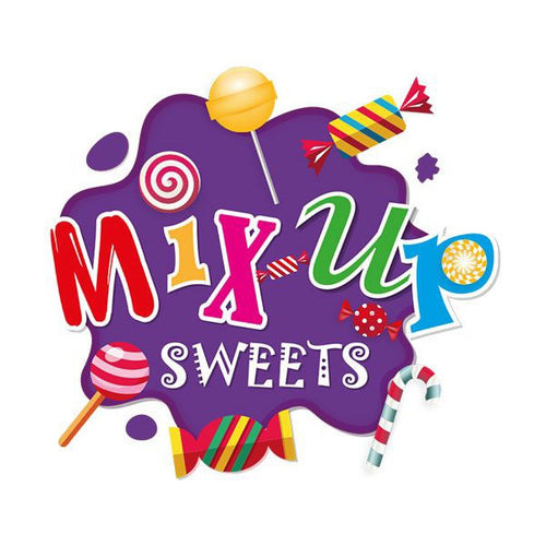 Mix Up Sweets 50ml E-Liquid (Includes Nic Shot)