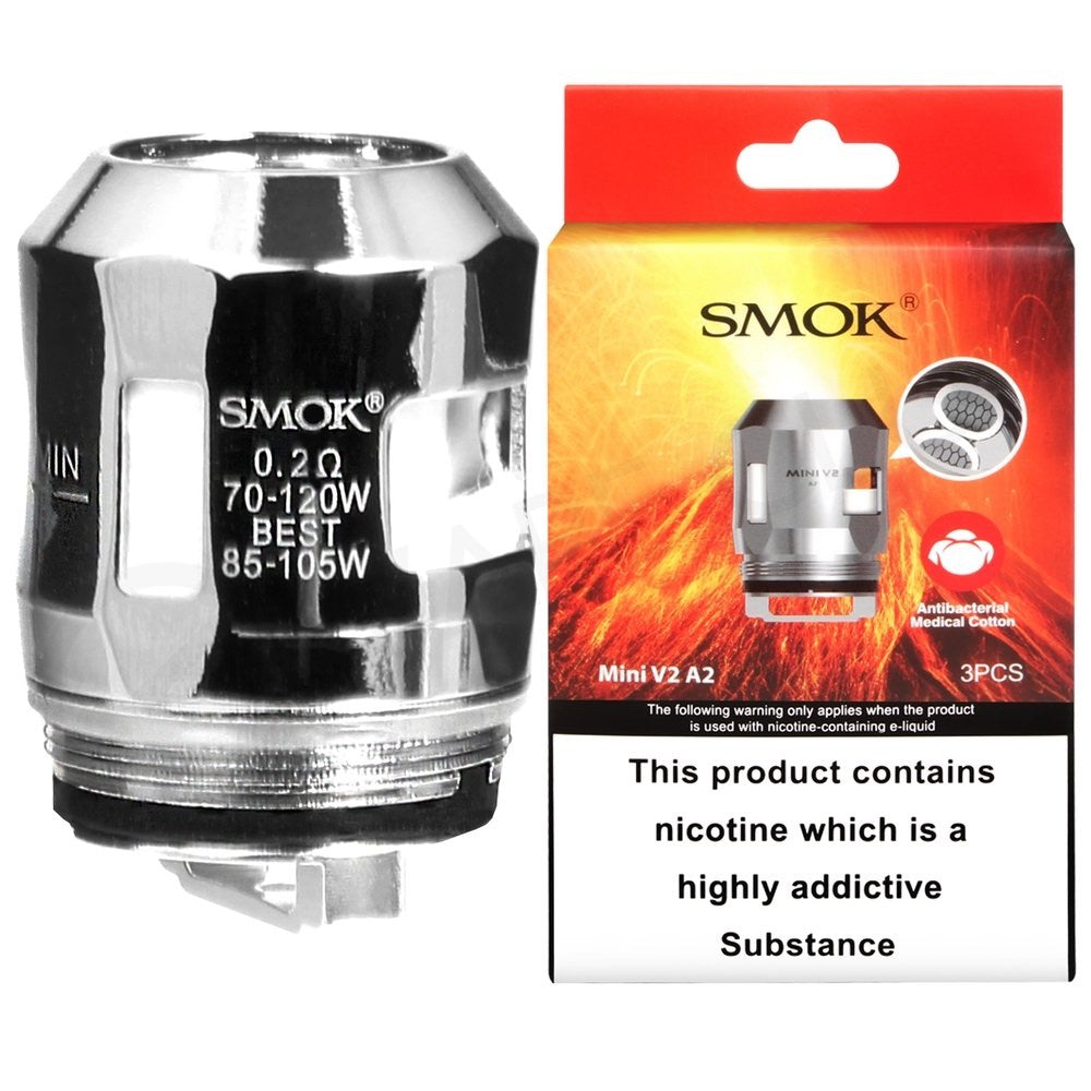 Smok Mini V2 A2 pack of 3