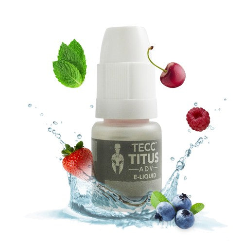 TECC Titus ADV E-liquid 10ml