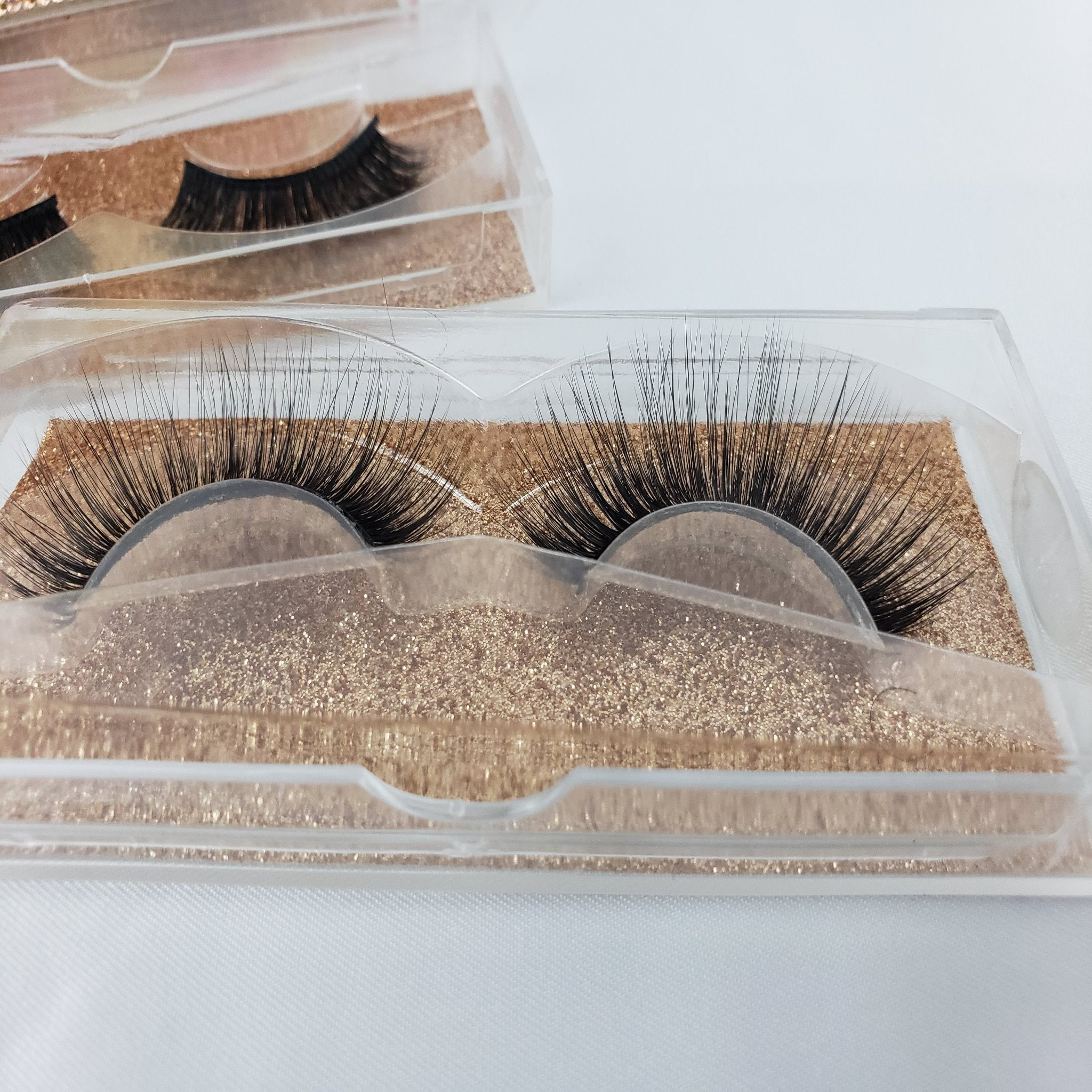 6D Mink False eyelash 25mm- Glory